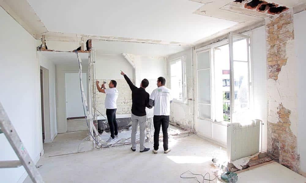 société de rénovation